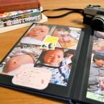 赤ちゃんの写真はどのようにアルバムに保存すれば良い?人気のアプリは?