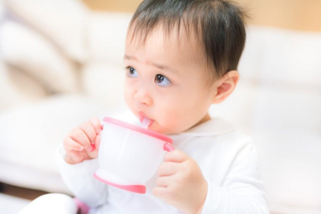 赤ちゃん麦茶